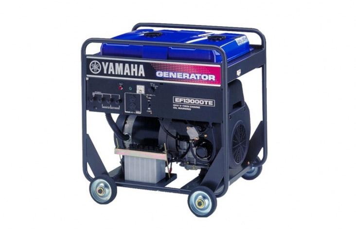 Generador Yamaha EF13000TE
